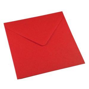Vokai Kvadratiniai – raudoni (Poppy Red)