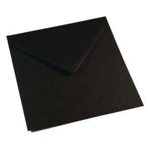 Vokai Kvadratiniai – juodi (Black)