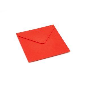 Vokai Kvadratiniai 130x130 – raudoni (Poppy Red)