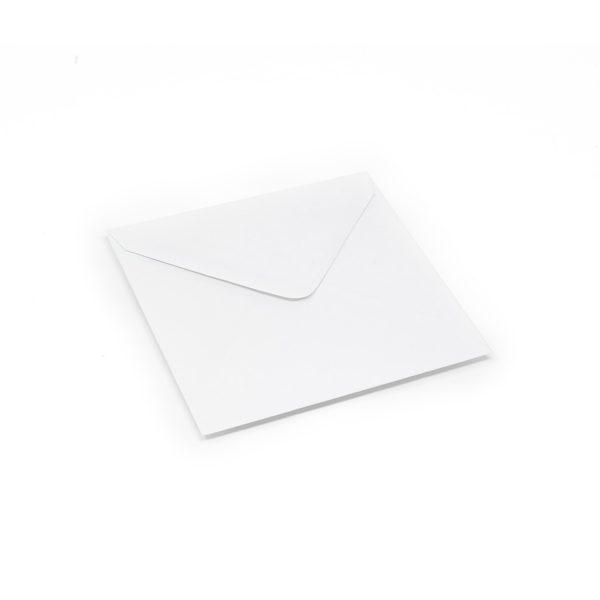 Vokai Kvadratiniai 130x130 – balti (White)